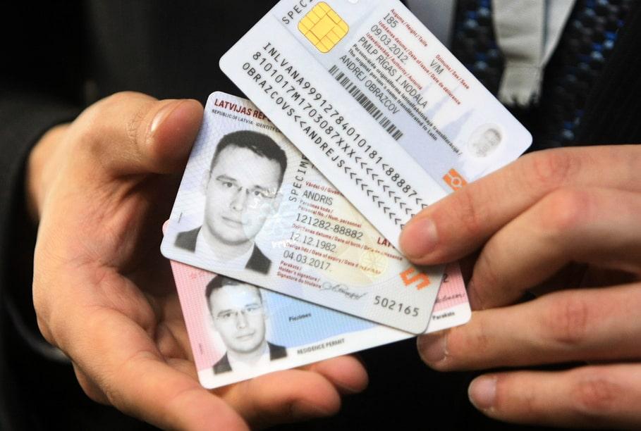 Новые удостоверения личности для мигрантов